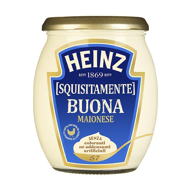 Майонез Heinz Buona Maionese жирность 68%, 480 мл.