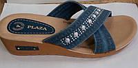 Женские джинсовые сабо,Турция,размеры 36-41 Z830