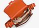 Сумка Michael Kors Maxine Medium Leather Saddlebag  30H6TUZM2L, фото 3