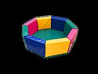 Сухой бассейн  Восьмиугольник 1,5 м, фото 1
