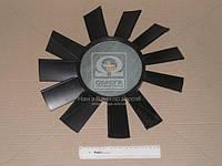 Вентилятор системы охлаждения ГАЗ 3302,2217 ( дв.ЗМЗ 405) 11 лопа старого(производитель Украина) 2752-1308011