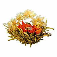 Связанный зеленый чай Волшебный бутон Чайна краина 50г
