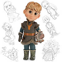 Огромная Кукла Кристофф от Disney Animators Collection Frozen Kristoff Doll with Sven! Холодное сердце! 40 см!