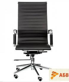 Кресло Алабама Черное (СДМ мебель-ТМ)