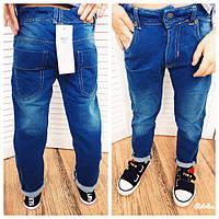 Детские Брюки на мальчика под джинс