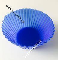Силіконова форма Кекс Тарталетка d 7 см