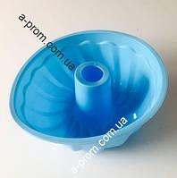 Силіконова форма Кекс d 22 см