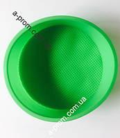 Силиконовая форма круглая Бисквит d 23 см
