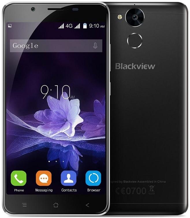 Blackview P2 Matte black