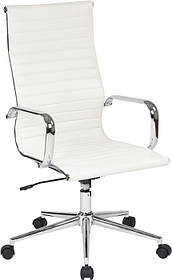 Кресло Алабама Белое (СДМ мебель-ТМ)