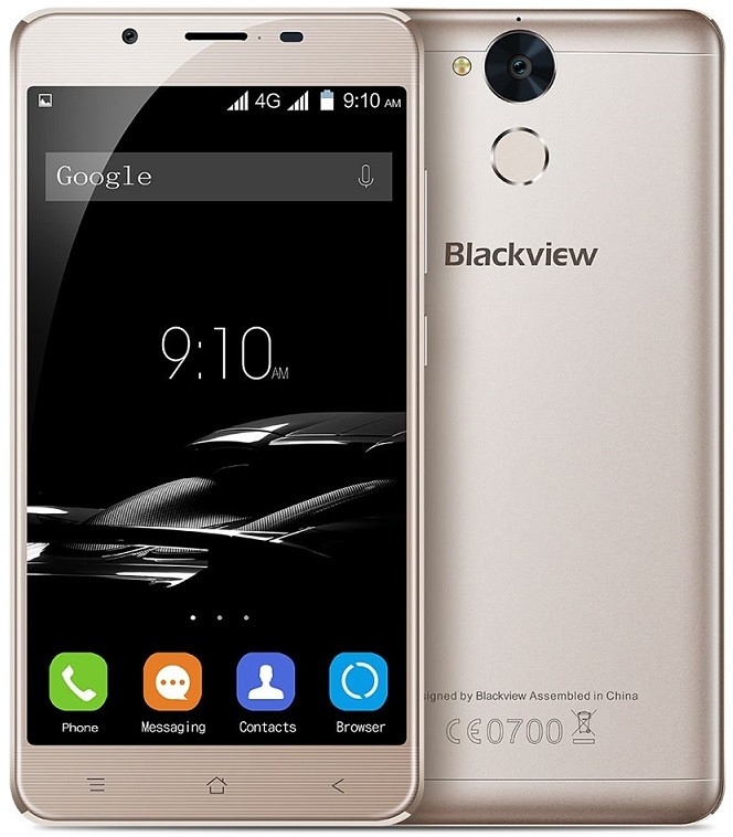 Blackview P2 4/64 Gb Champagne Gold