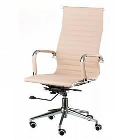 Кресло Алабама Молочное (СДМ мебель-ТМ)