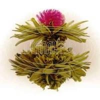 Связанный зеленый элитный чай  Цветок желаний 250г