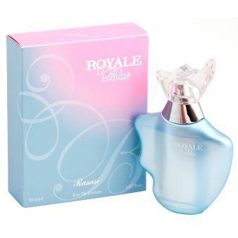 Женская парфюмерная вода Royale Blue 50ml. Rasasi
