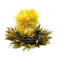 Связанный зеленый элитный чай Серебряная хризантема 250г