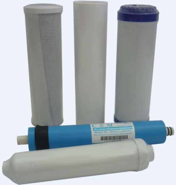 Картриджи для фильтров воды