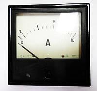 Амперметр щитовой Э365-1  10 А