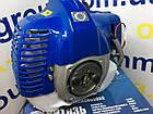 Мотокоса Витязь БГ 3900 (3 ножа, 1 катушка), фото 2
