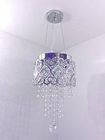 Люстра потолочная подвесная на 2 лампочки YR-8075