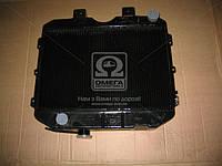 Радиатор водяного охлаждения УАЗ (2-х рядный) (производитель ШААЗ) 3741-1301010-05