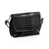 Кожаная сумка модель 9 кайман/ женская сумочка