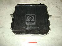 Радиатор водяного охлаждения МАЗ 500 (4-х рядный) (Производство ШААЗ) 500-1301010-02ВВ