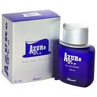 Мужская парфюмерная вода Azure for men100ml. Rasasi