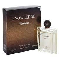 Мужская парфюмерная вода Knowledge 100ml. Rasasi