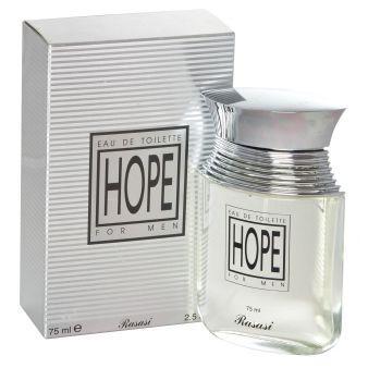 Мужская парфюмерная вода Hope Men 75ml. Rasasi