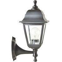 Светильник  Парковый НС04 60вт. прозрачное стекло /черный  IP44