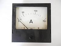 Амперметр щитовой Э365-1  150 А