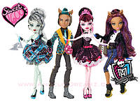 Куклы Monster high, Moxie, Winx