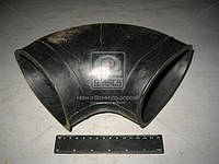 Переходник фильтра воздушного МАЗ (шланг угловой) (Производство Россия) 5551-1109375-11