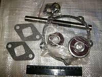 Ремкомплект насоса водяного ЗИЛ 130 (вал+2 подшипника) (5 наименований) (Производство Россия) 130-1307010-Б4