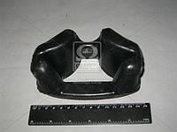 Подушка опоры двигателя ЗИЛ задняя (Производство ВРТ) 130-1001050