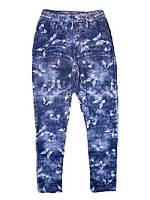 Леггинсы под джинс   для девочек Sinsere, размеры 4-12 лет, арт. R-83