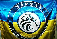 Рекламные флаги с логотипом Киев