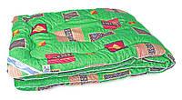 Шерстяное одеяло Эконом 200*220 Leleka-textile