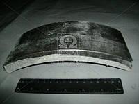 Накладка тормоз КРАЗ передний (Производство УралАТИ) 255Б-3501105