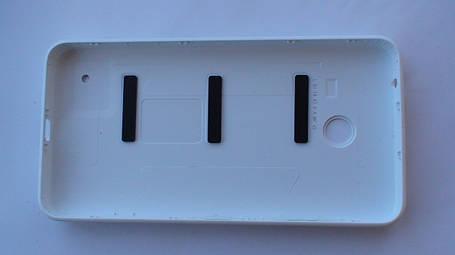 Задняя крышка Nokia Lumia 630 белая, оригинал, 02506C8, фото 2