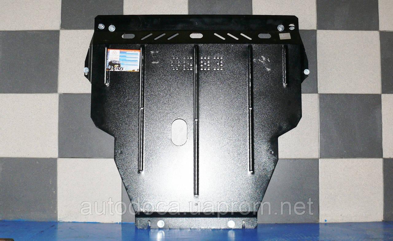 Защита картера двигателя и кпп Volvo (Волво) V40 2012-