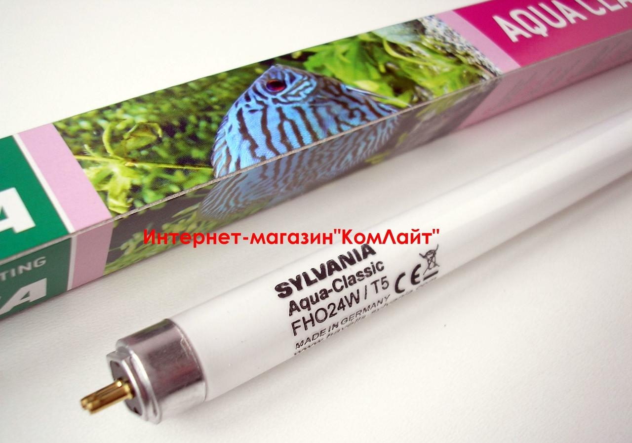 "Лампа Sylvania Aqua-Classic 24W/T5 G5 549 мм (Германия) - Интернет-магазин "" КомЛайт"" в Киеве"