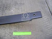 Лист рессоры №2 передний, задней ГАЗ 3302 1500мм (усилен.) без ушка (Производство ГАЗ) 3302-2902102-11