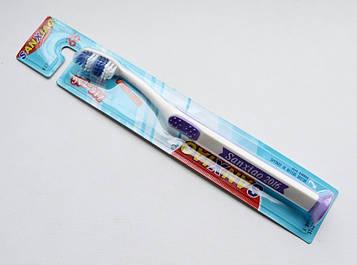 Зубная щетка Sanxiao