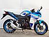 Мотоцикл VIPER  V200CR, спортбайки 200см3