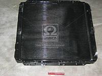 Радиатор водяного охлаждения КАМАЗ 54115 с повыш.теплоотд. (4-х рядный) (Производство ШААЗ) 54115-1301010