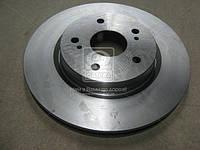Диск тормозной SUZUKI GRAND VITARA передний, вент. (Производство TRW) DF7371S