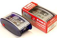 """Точилка для карандашей с контейнером KUM """" Automatic Long Point """" ( 4 отверстия )"""