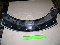 Колодка тормозной ГАЗ 3309 задней с накл. (Производство ГАЗ) 3309-3502090