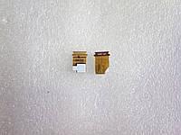 Камера фронтальная Sony D6502/D6503 (1277-4382) Orig